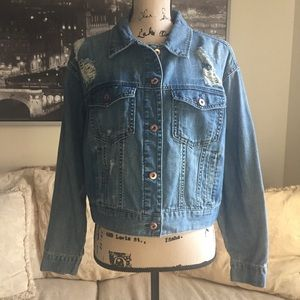Forever 21 Denim Jacket 🧥